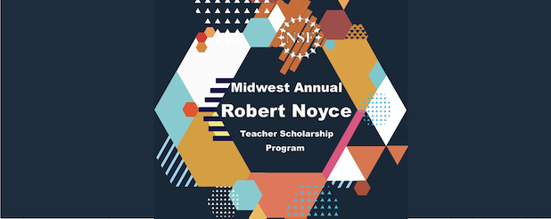 "2019 Midwest Annual Robert Noyce Conference ""save the date"""