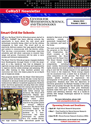 Current CeMaST Newsletter Image